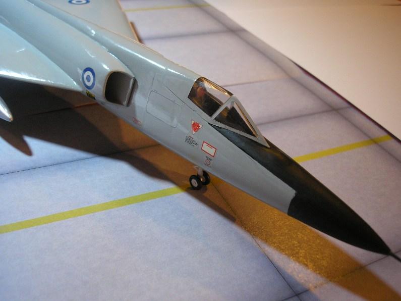 Les deltas Hellènes [ Convair F-106 Delta Dart Hasegawa 1/72 ] 5497582959_e963ccb6f3_o