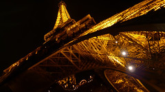 The Eiffel Tower / La Tour Eiffel (SergeK ) Tags: world show light paris france tower monument broadcast public television spectacular site europe 2000 tour anniversary stage military magic events year capital pantheon inspired multicoloured eiffel panoramic signals international exposition age artists dreams 100th restored frenchrevolution universal visitors 1980 celebrate europeanunion challenges 1925 1889 1903 programme renovated mythical publicradio telecommunications 1898 towerofbabel decades pyrotechnic gustaveeiffel significance universelle transmitted audacious prestigious lightshows flickraward radiopost radiotransmissions europe10sergek 121yearsold121 ightshows towerscentenary
