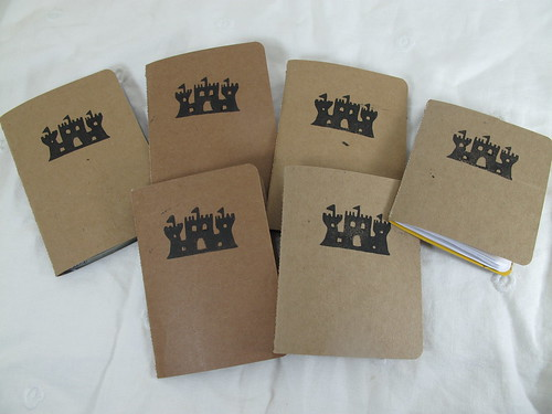 cereal box journals by mary made me