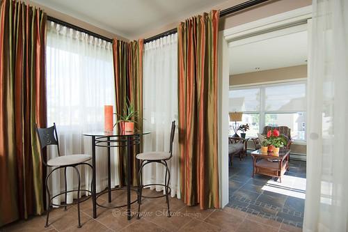 Habillage de fenêtre chic et classique - a photo on Flickriver