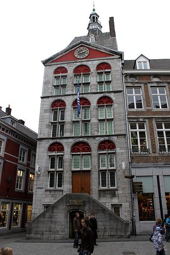 Former Courthouse in Maastricht