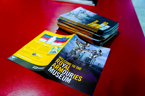 Royal Armouries Museum Leaflet