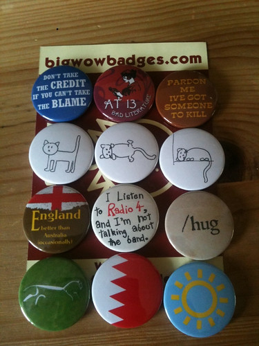 PAD: Badges