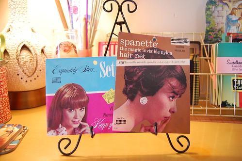 1960's hairnets