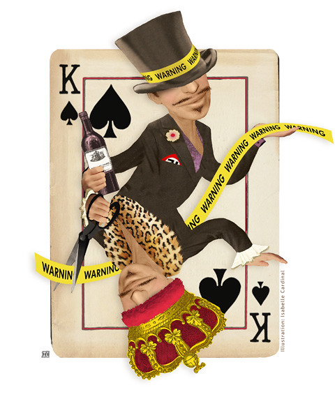 warning - King of spades (eyecreate2) Tags fashion illustration warning king illustrationfriday card  sc 1 st  Fiveprime & The Worldu0027s Best Photos of king and spades - Flickr Hive Mind
