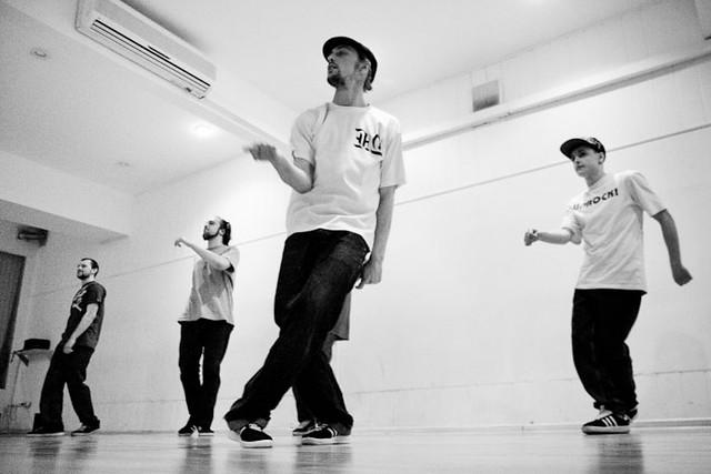 Rock Dance Class