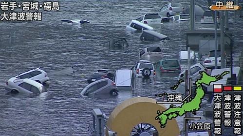 Tsunami Japan