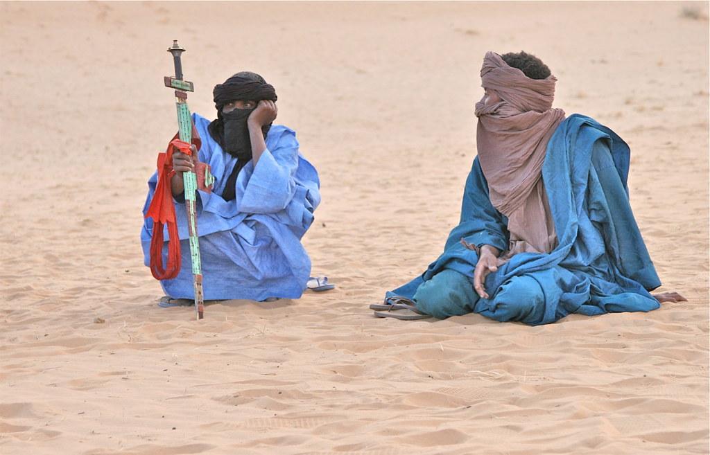 Tuareg: Blue Men of the Desert