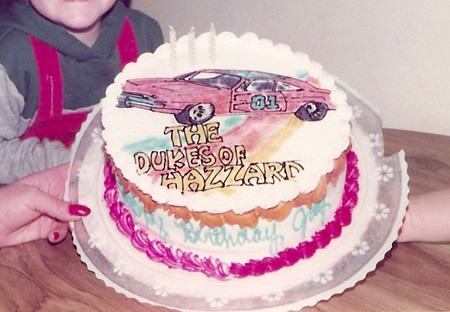 Dukes of Hazzard Cake 1