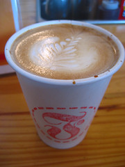 Frank's coffee