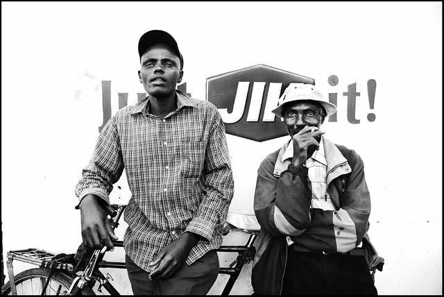 Just JIK it! - Umoja streets