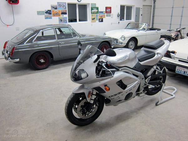 MGB GT, MGB, Triumph Daytona