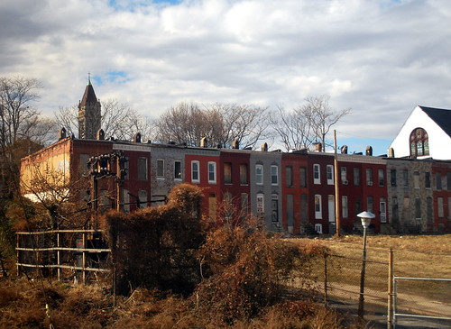 Delapidated Baltimore