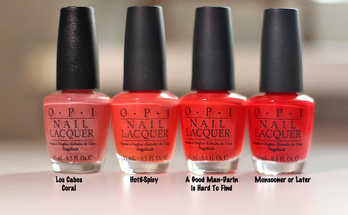 OPI Coral