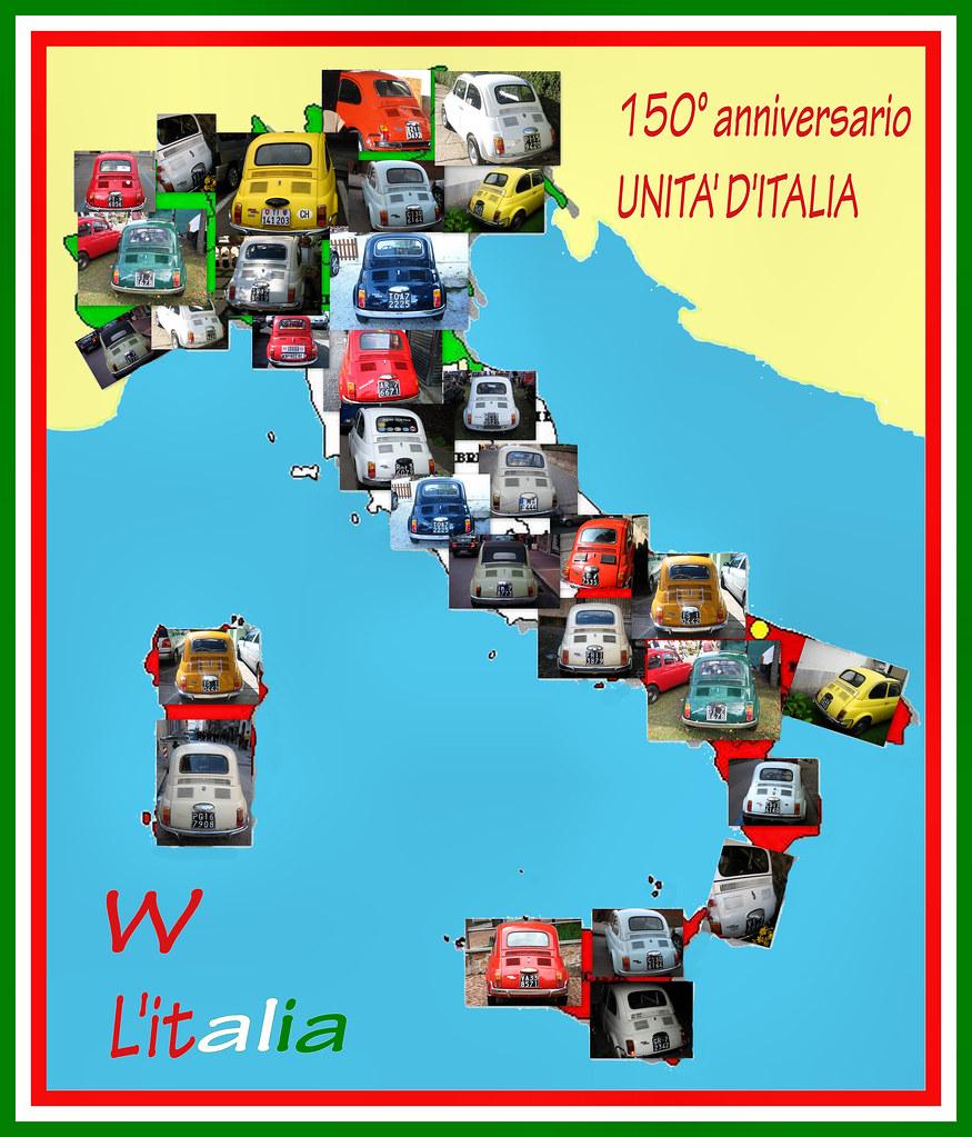 17 MARZO 2011: W L'ITALIA!