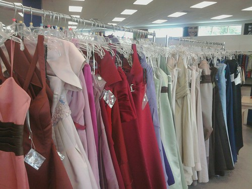 Prom fashions at Goodwill! | Wow! Goodwill