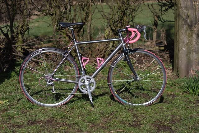 Titanium Road bikes? – Singletrack Magazine