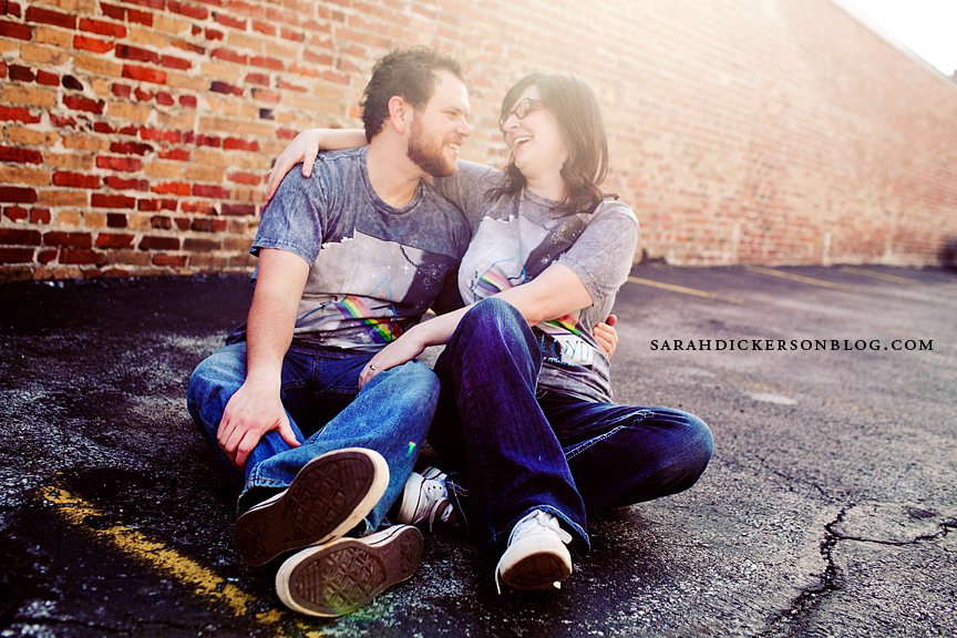 Crossroads Arts District Kansas City couples portrait photographers
