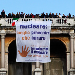 Il Nucleare non serve all´Italia (C-DAY 12.03.2011 Roma)