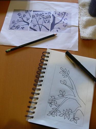 Jenny: Sketches for Kristina