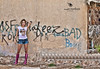 The Wild|Dubai Fashion Photographer (vineetsuthan) Tags: fashion wall female model nikon dubai photographer uae pinkboots vineet suthan d300s vineetsuthan dubaifahionphotographer