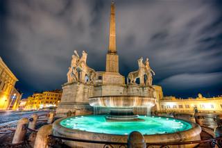 Piazza del Quirinale - (HDR Rome, Italy)