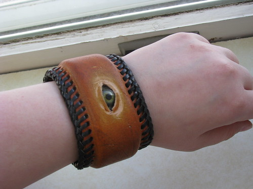 OWOH Prize Leather Cuff