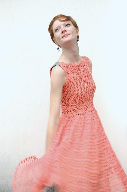 Lolita Crochet Dress 4