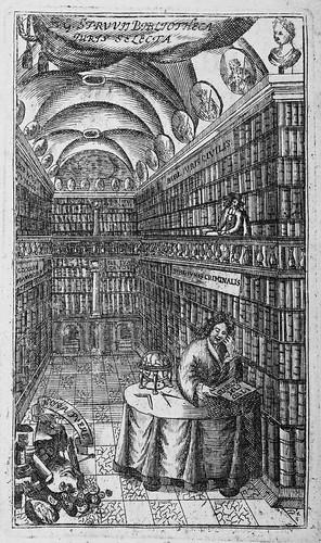 Struve's Bibliotheca juris 1703