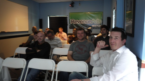 RevenueAds Meetup