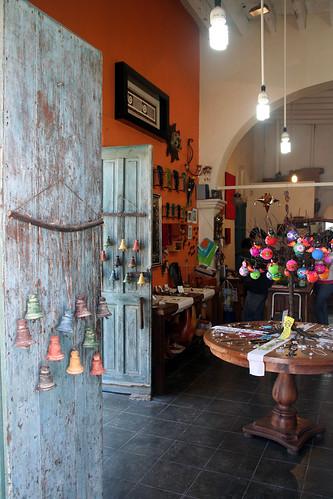 Todos Santos - Inside a Shop