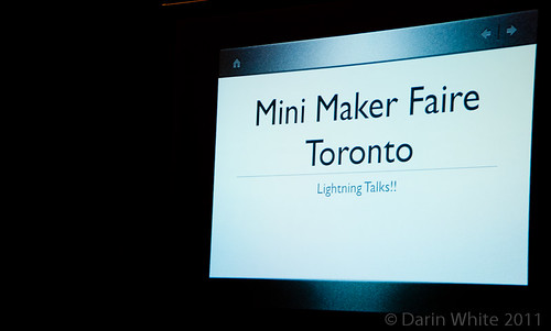 Toronto Mini Maker Faire 2011 479