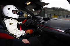 AUTO - JOURNEES PASSION RENAULT SPORT SPA (RENAULT SPORT) Tags: auto car april spa avril renaultsport meganers cliors renaultsporttechnologies