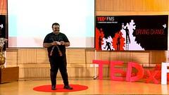 RJ Nitin (TEDxFMS) Tags: tedx tedxfms 2016 delhi bizmov rj nitin