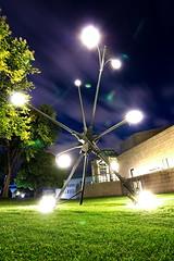 Majestic (kevin.bates4@yahoo.ca) Tags: ottawa art gallery katrina lamp posts street lights long exposure