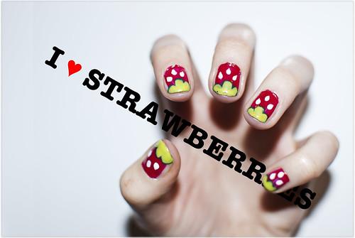 I ❤ STRAWBERRIES