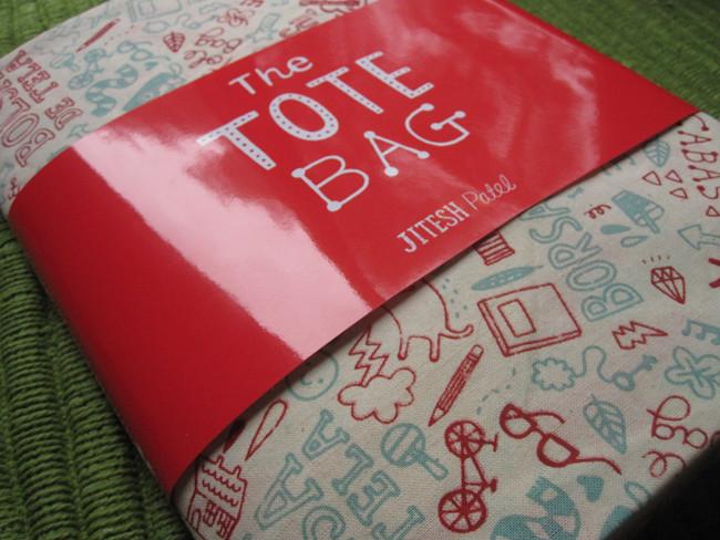 The Tote Bag book
