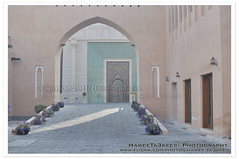 KATARA, The Door to Amphitheater ({ahradwani.com} Hawee Ta3kees- ) Tags: 35mm ali hassan cultural doha qatar katara  2011 d90 nikon35mm   nikond90  hawee nikon35mmf18   haweeta3kees   ta3kees  culturalvillagekatara ahradwanicom ahradwani nikond90sampleimages