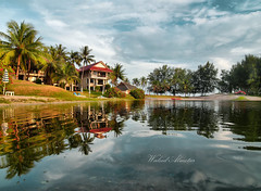 Through My Boat    (Waleed Almotar) Tags: colors wow landscape thailand boat through laguna waleed      almotar    bhuket