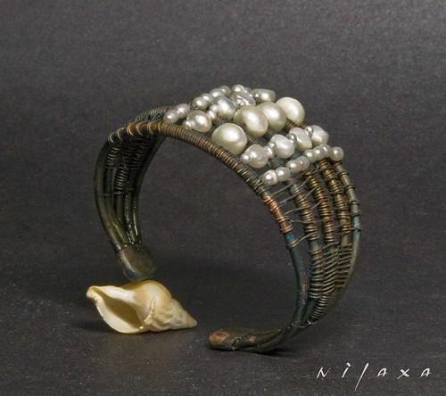 Nilaxa Браслет Островитянка / Bracelet Islander