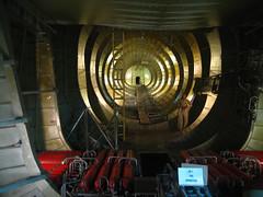 Inside the Spruce Goose