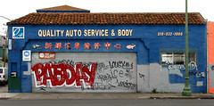 Paeday (funkandjazz) Tags: california graffiti pop eastbay lousy osd paeday deuce7