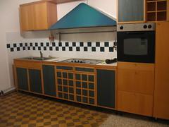 la cucina è montata!