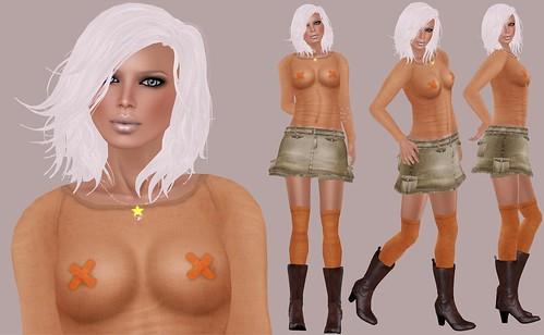 Orange for Acha