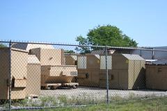 Dumpster boneyard 2 (quadraticbox) Tags: trash dumpster garbage waste refuse sanitation