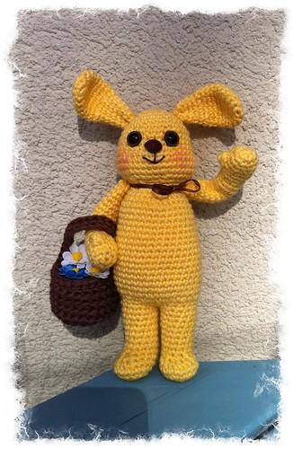 Easter bunny by Zanya750