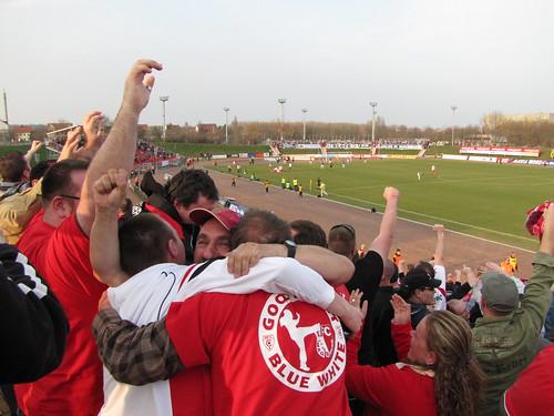 IMG_9528 Hallescher FC vs. 1. FC Magdeburg (Landespokal/ Cup of Saxony-Anhalt)