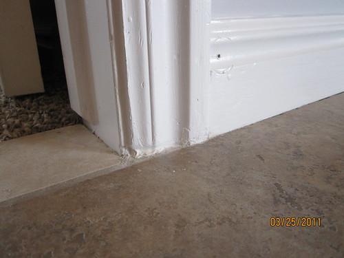 Door Jamb - After