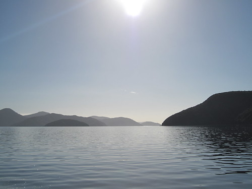 Queen Charlotte Sound (Totaranui)