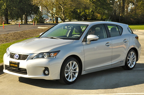Lexus CT200h from Regency Lexus